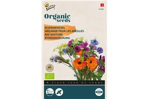 Flower Seed Mix for Bees - BIO